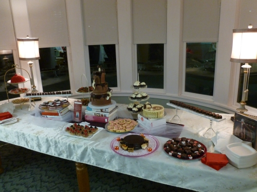 Chocolate Buffet!
