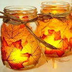 Sept 2014 - Autumn Candles