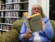 Marilyn Grenda, Library Assistant